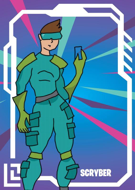 Scryber hero image
